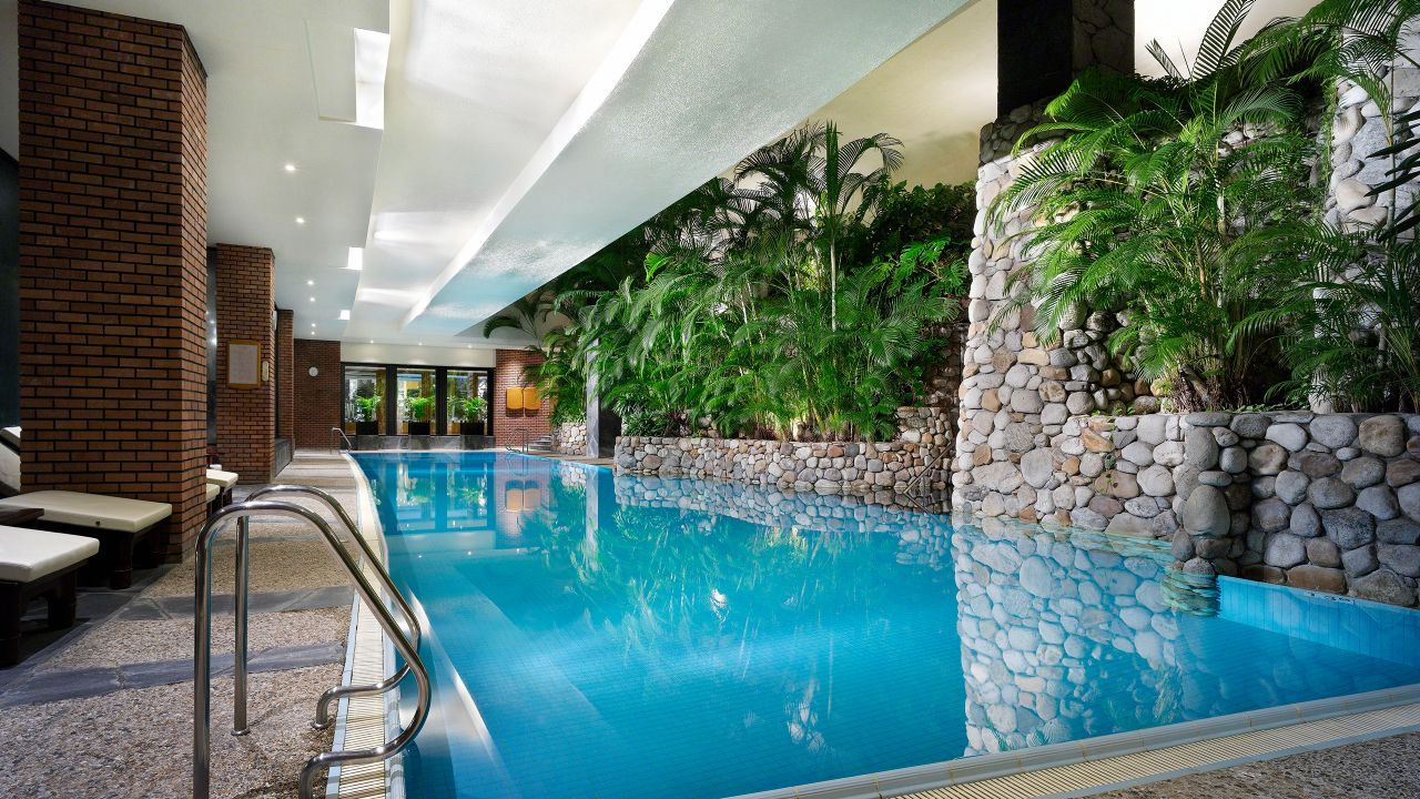 Grand Hyatt Seoul Indoor Pool