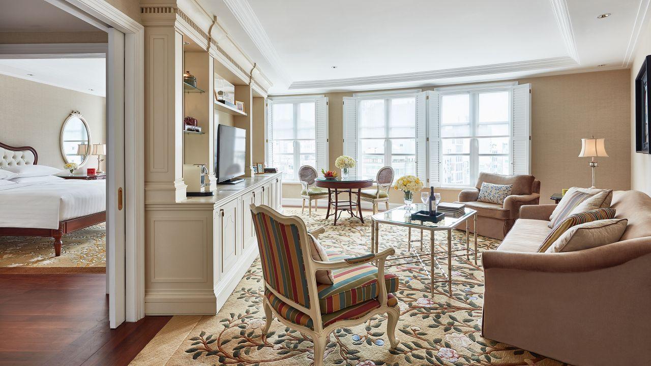 Lam Son Suite Living Room