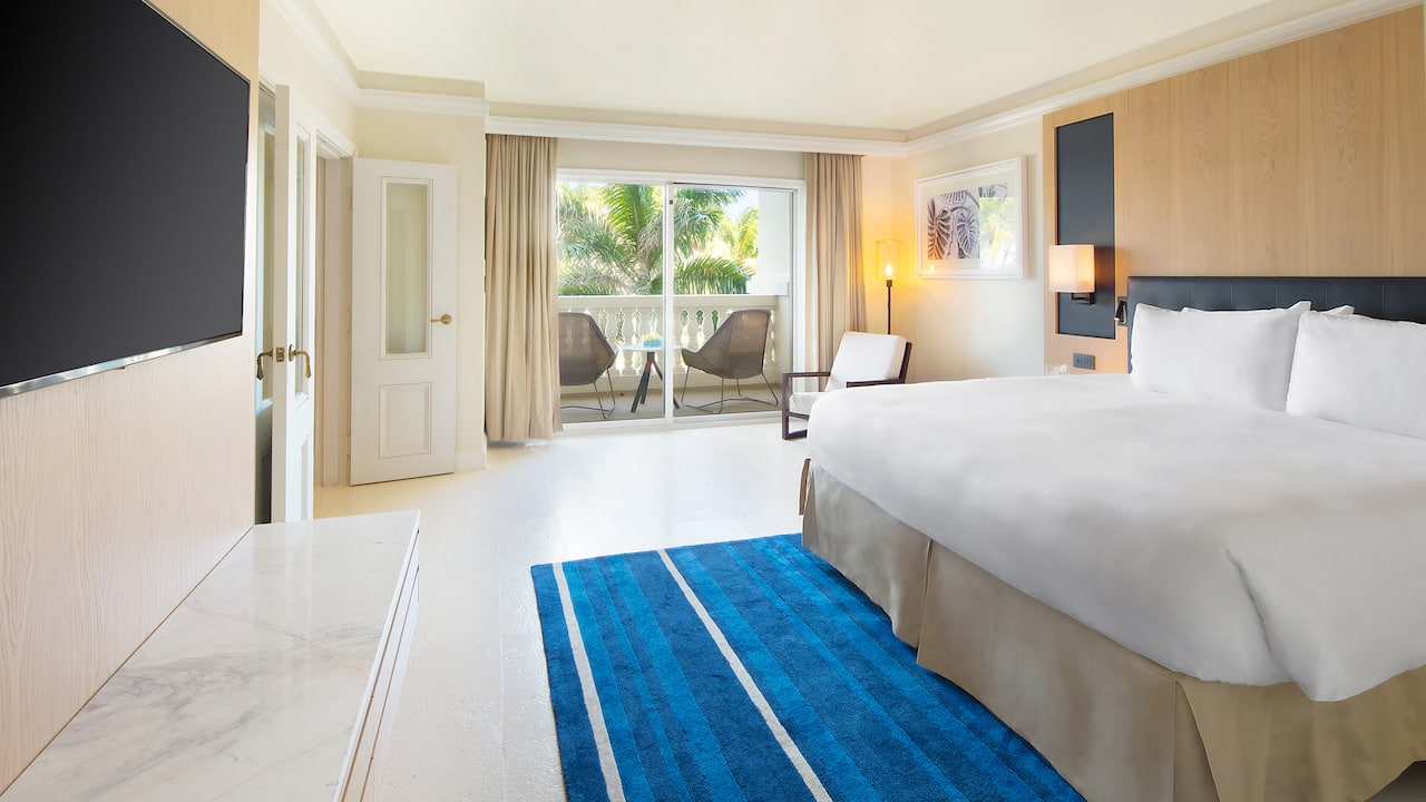 One Bed Ocean View Butler Suite