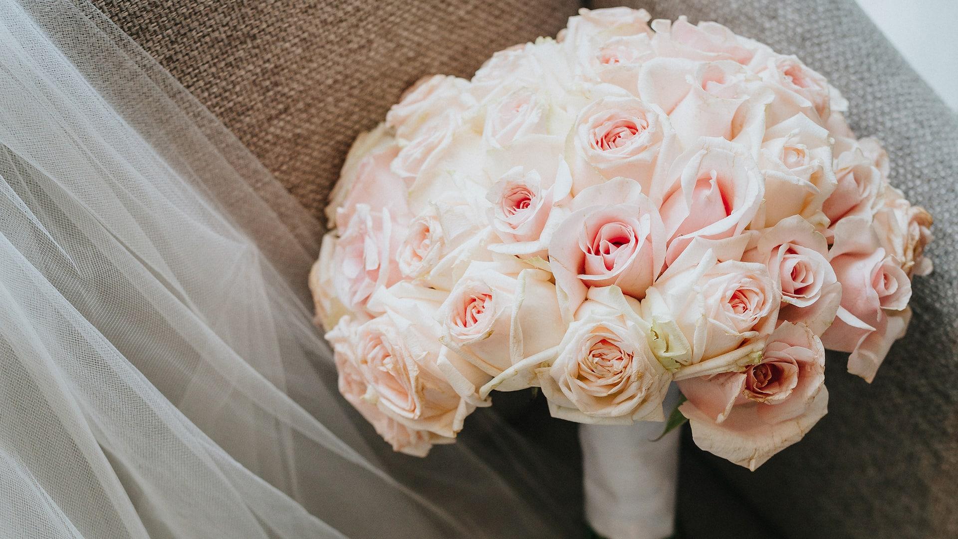 Hyatt Regency Wedding Bouquet