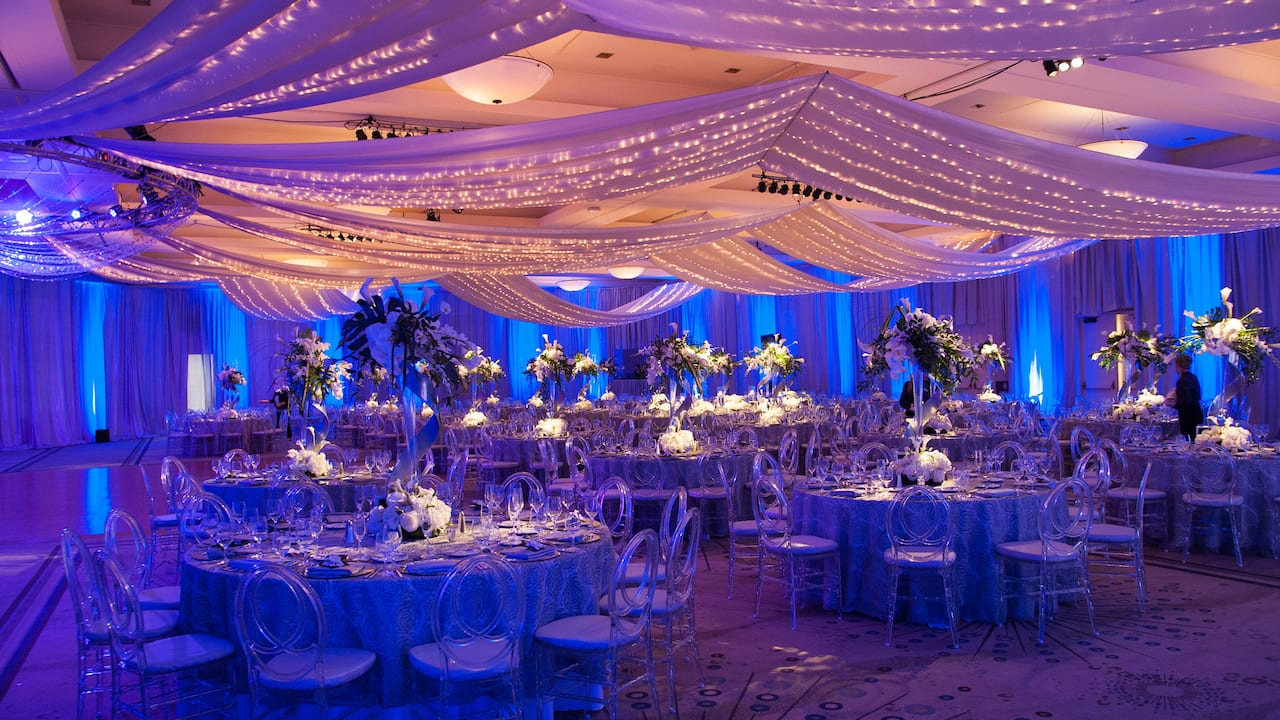 Ballroom Wedding Venue Hyatt Regency La Jolla at Aventine