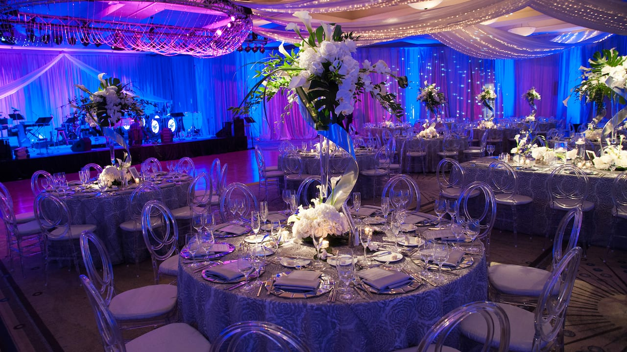 Ballroom San Diego Wedding Venues Hyatt Regency La Jolla at Aventine