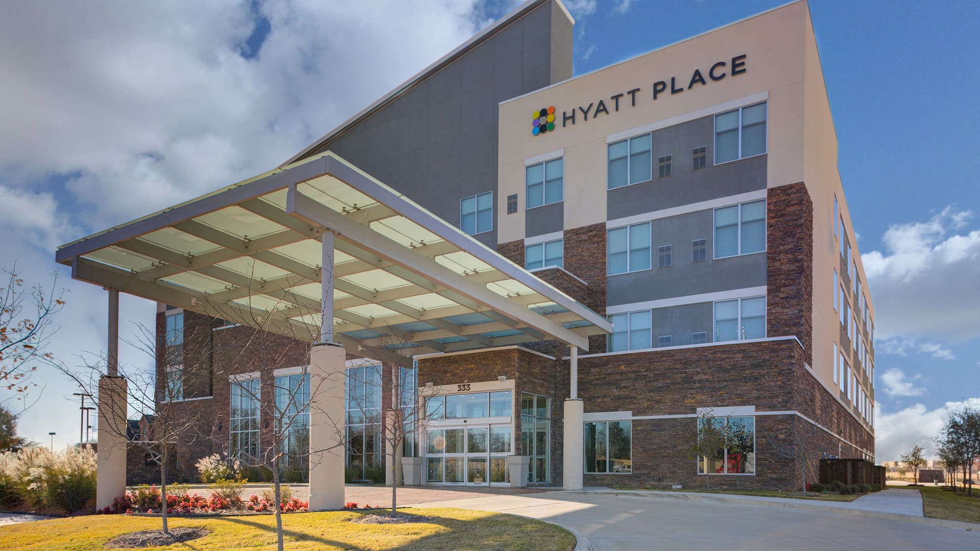 Hyatt place Dallas Allen Exterior