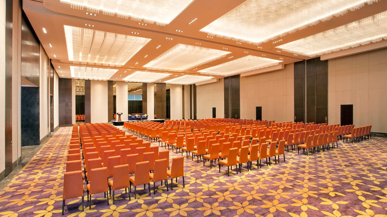 SPG conference in Grand Hyatt Kochi