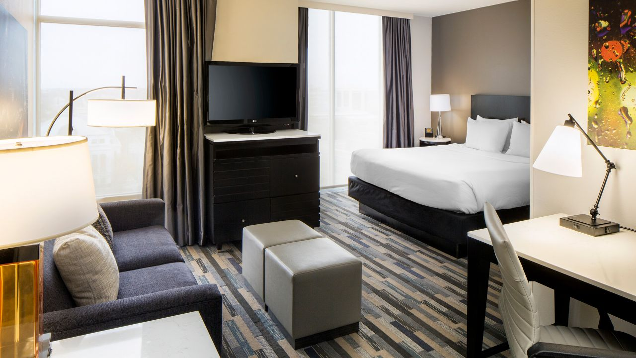 Hotel Rooms And Extended Stays In Charlotte Hyatt House