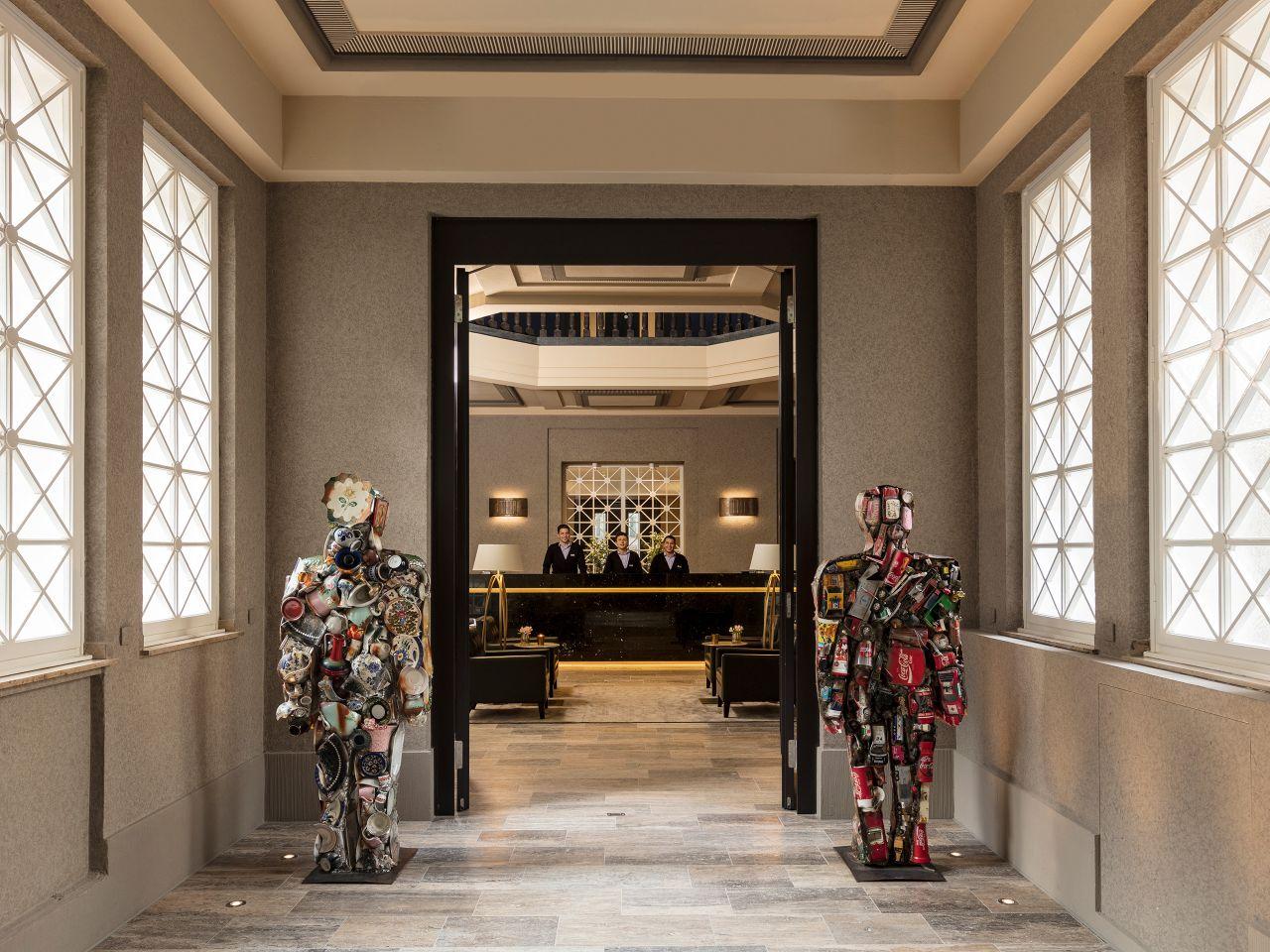 Hyatt House dusseldorf lobby
