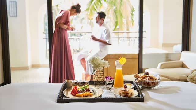 Hyatt Raipur Couple