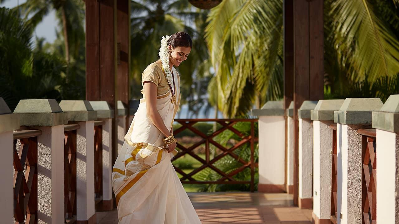 Wedding Kerala Sari