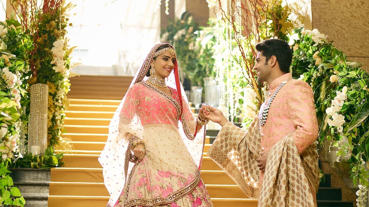 Wedding at Park Hyatt Hyderabad