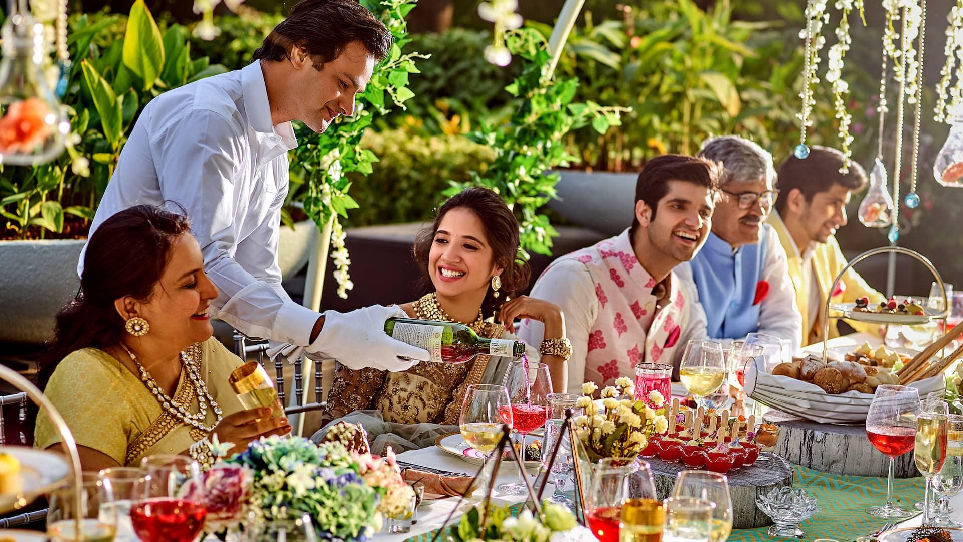 Wedding Lifestyle Service Brunch