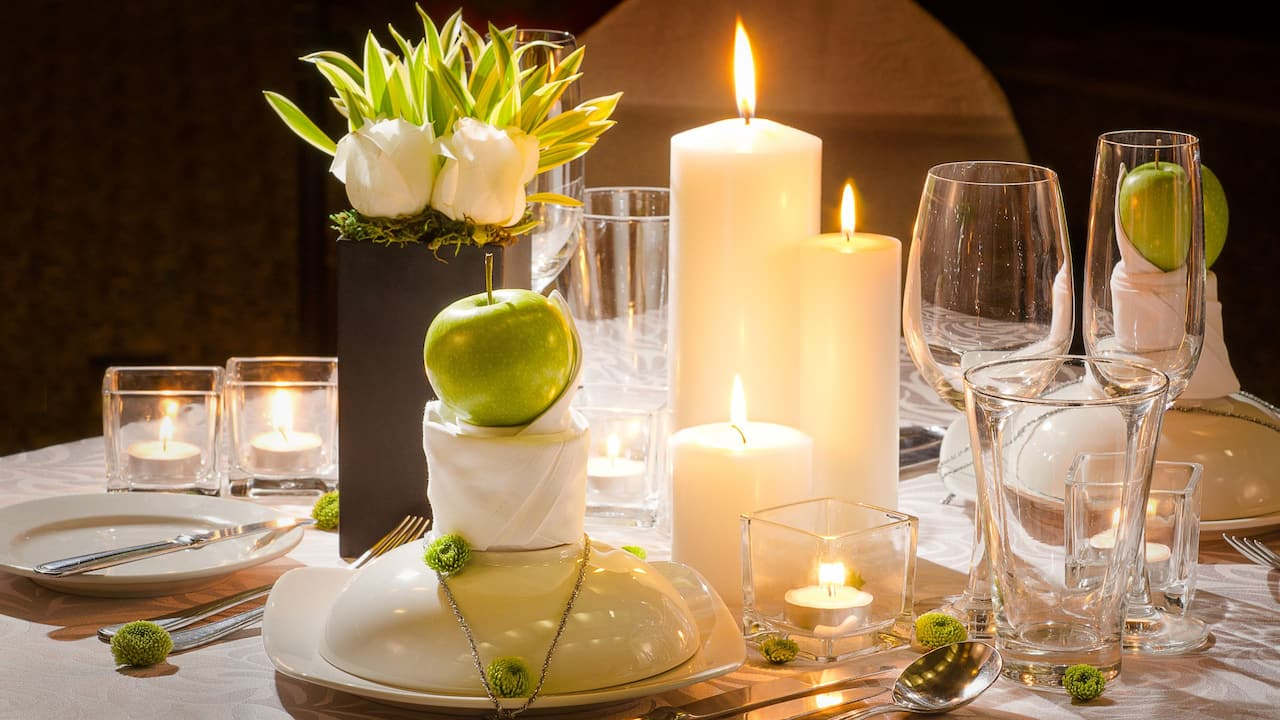 Hyatt Regency Kinabalu Hotel Wedding (Western Setup)