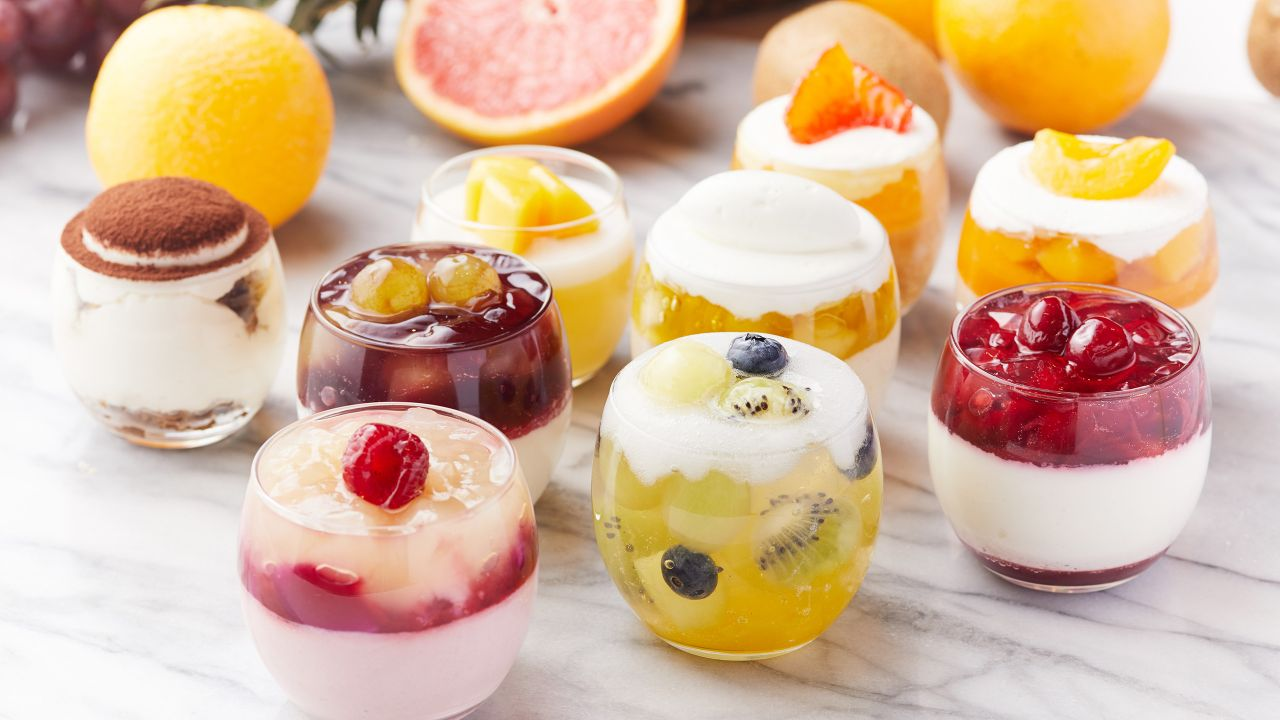 Summer Fruit Sweets