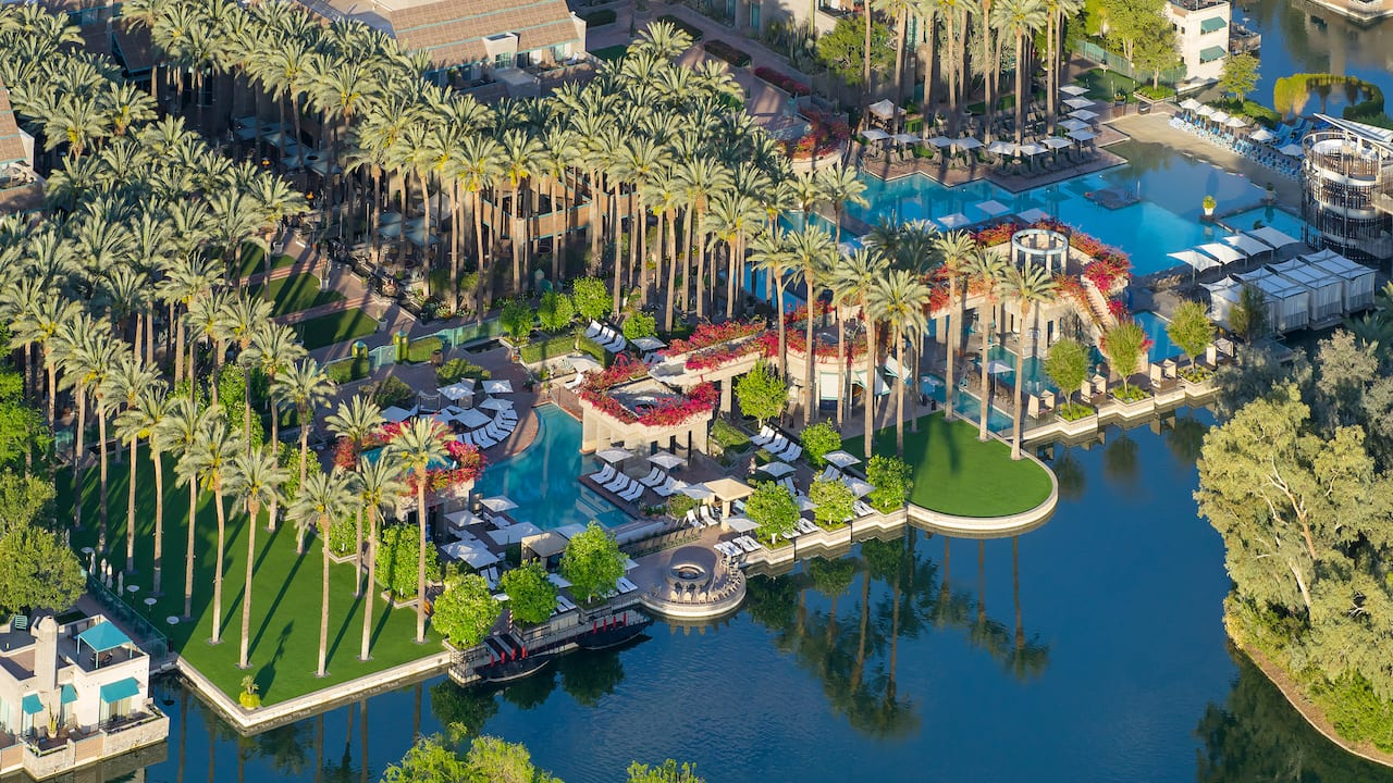 Arizona Family Resorts – Hyatt Regency Scottsdale Resort & Spa at Gainey Ranch
