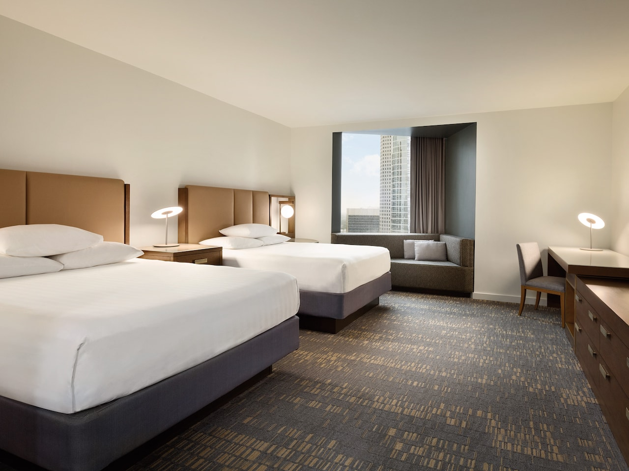 Hyatt Regency Houston Premium Double
