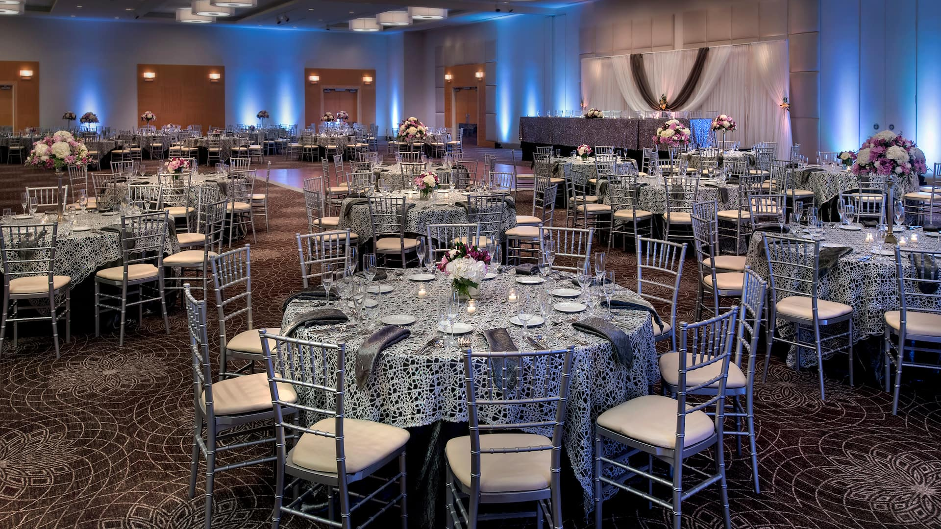 Wedding Reception at Hyatt Regency Pittsburgh International Airport
