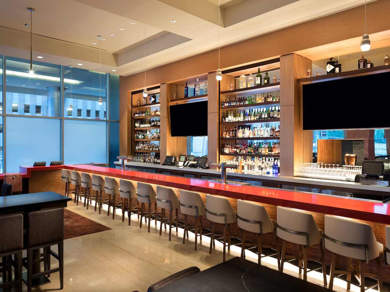 Bar Rojo Grand Hyatt San Antonio
