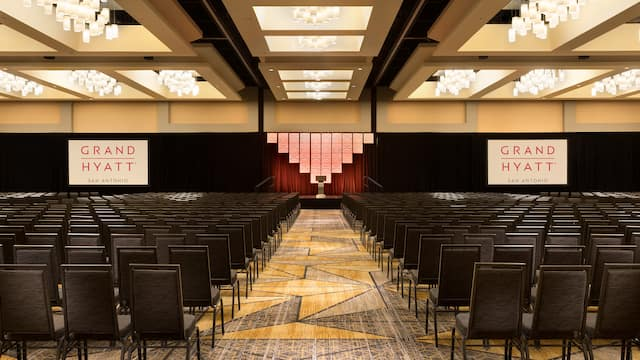 Texas Ballroom Conference Event Grand Hyatt San Antonio