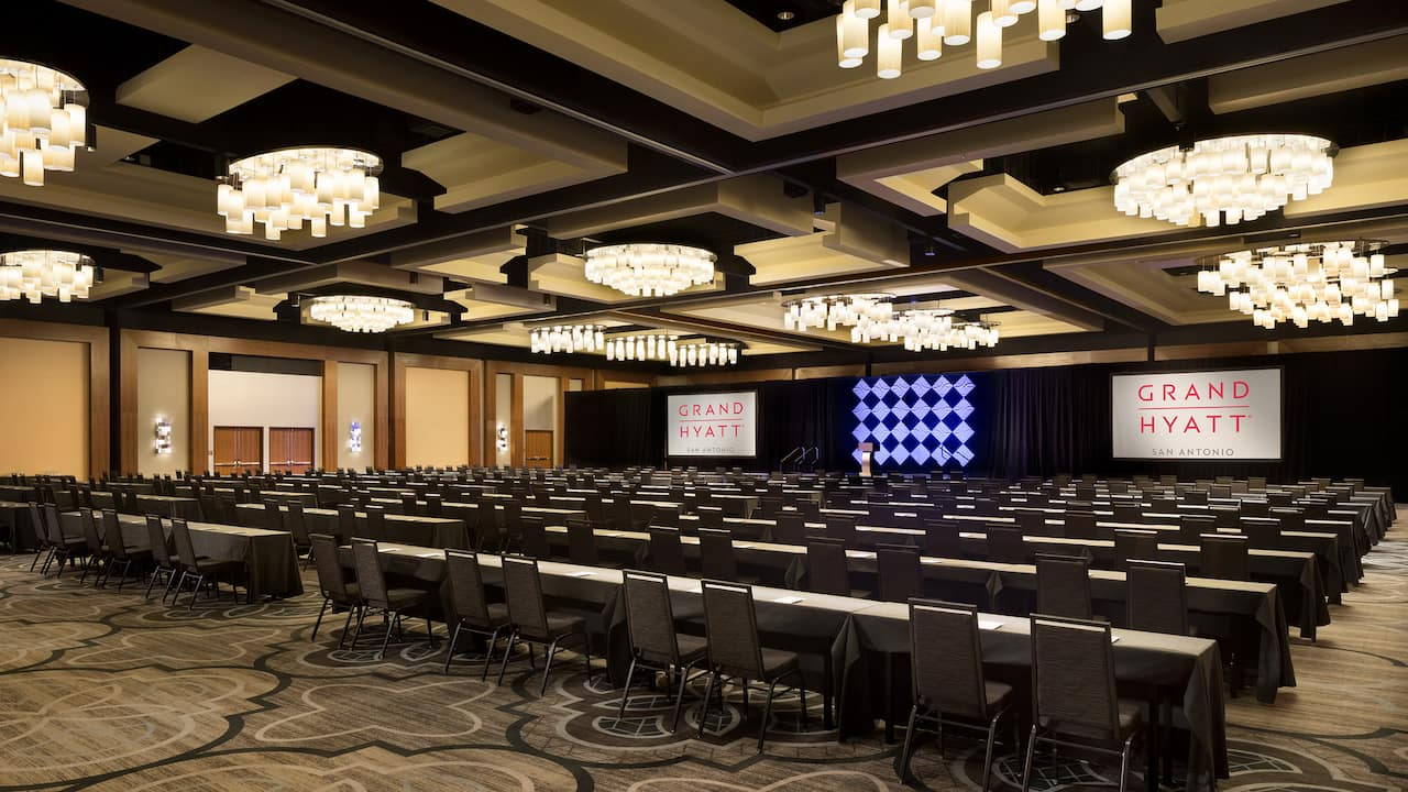Lone Star Ballroom Grand Hyatt San Antonio