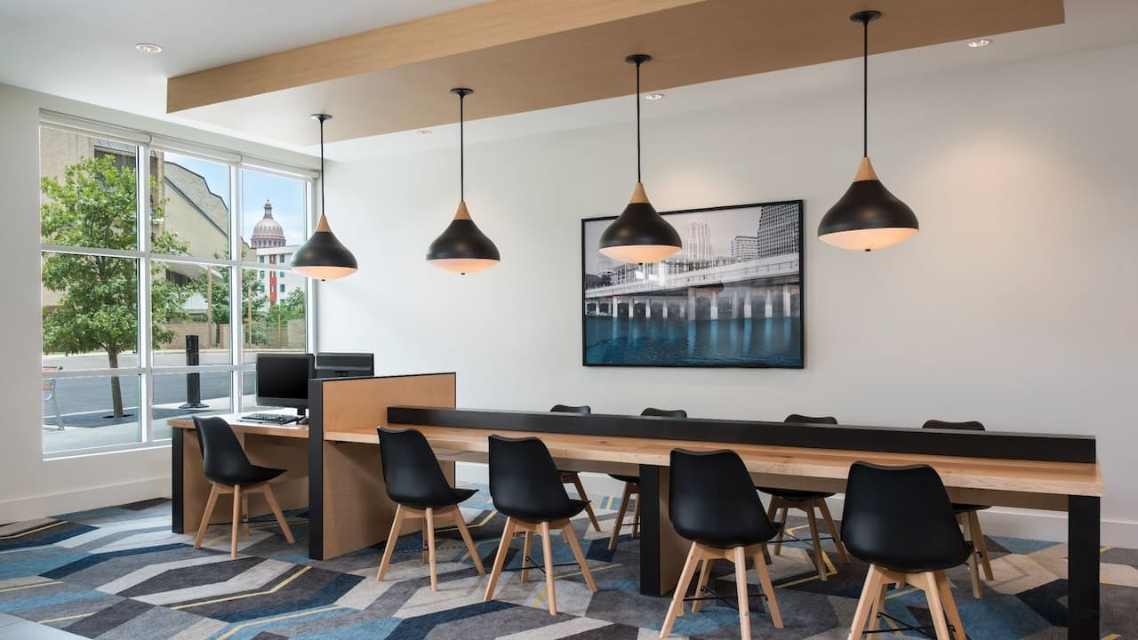 Downtown Austin Hotel Meeting Space
