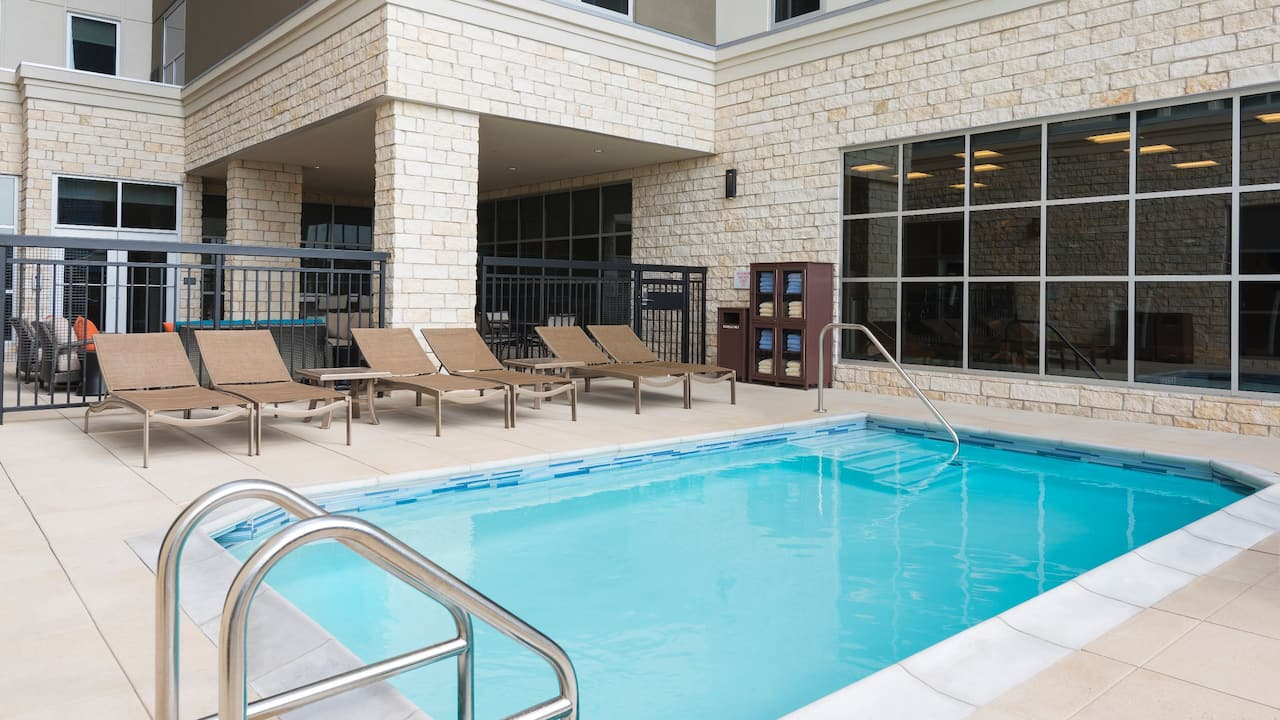 Hyatt House Austin / Downtown Pool