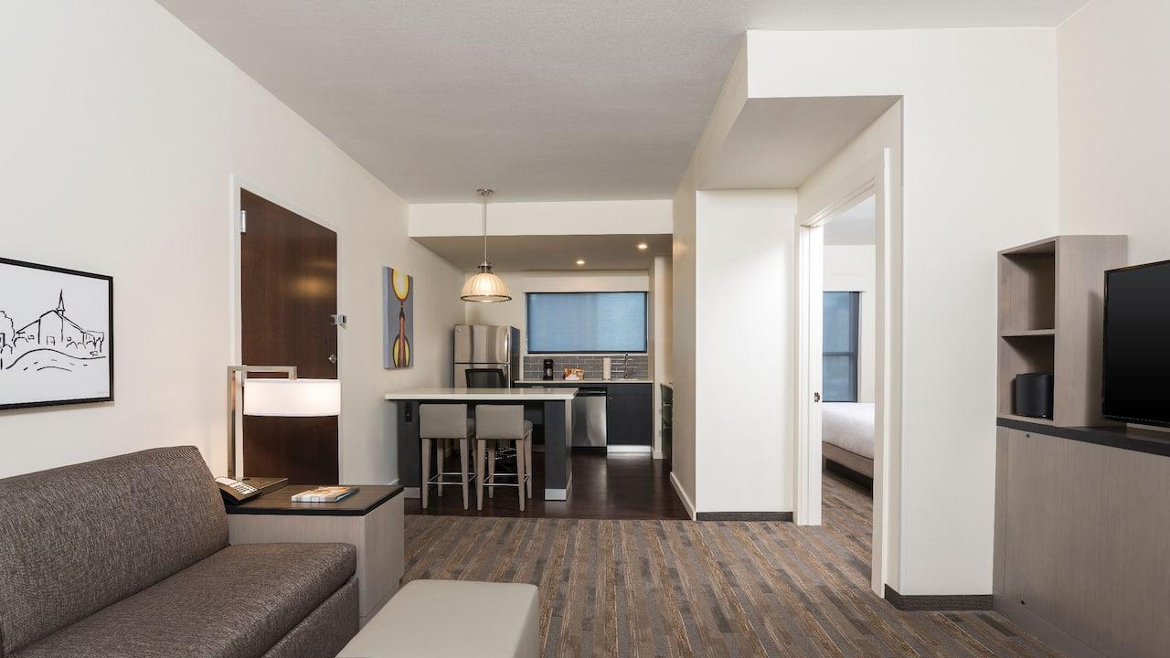 HYATT HOUSE AUSTIN/DOWNTOWN | Suite