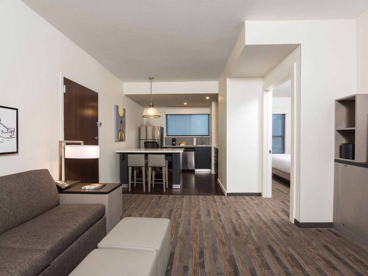 Hyatt House Austin Downtown Studio Suite