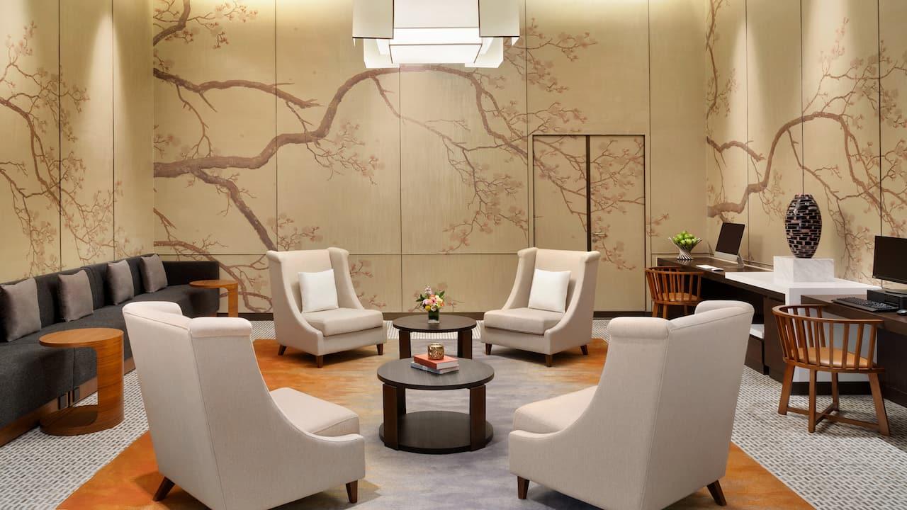 Hyatt House E Room