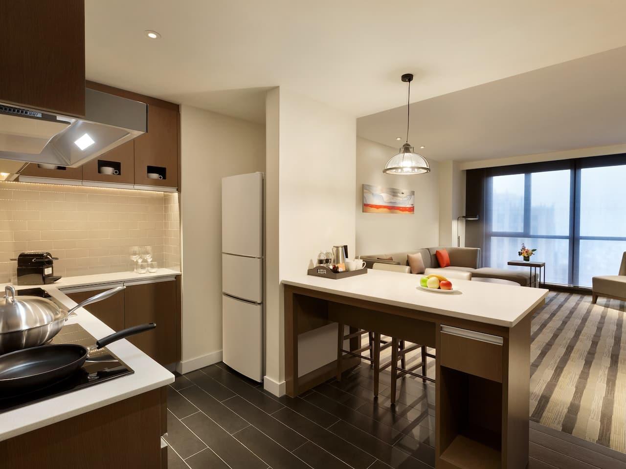 Hyatt House King Kitchen Suite