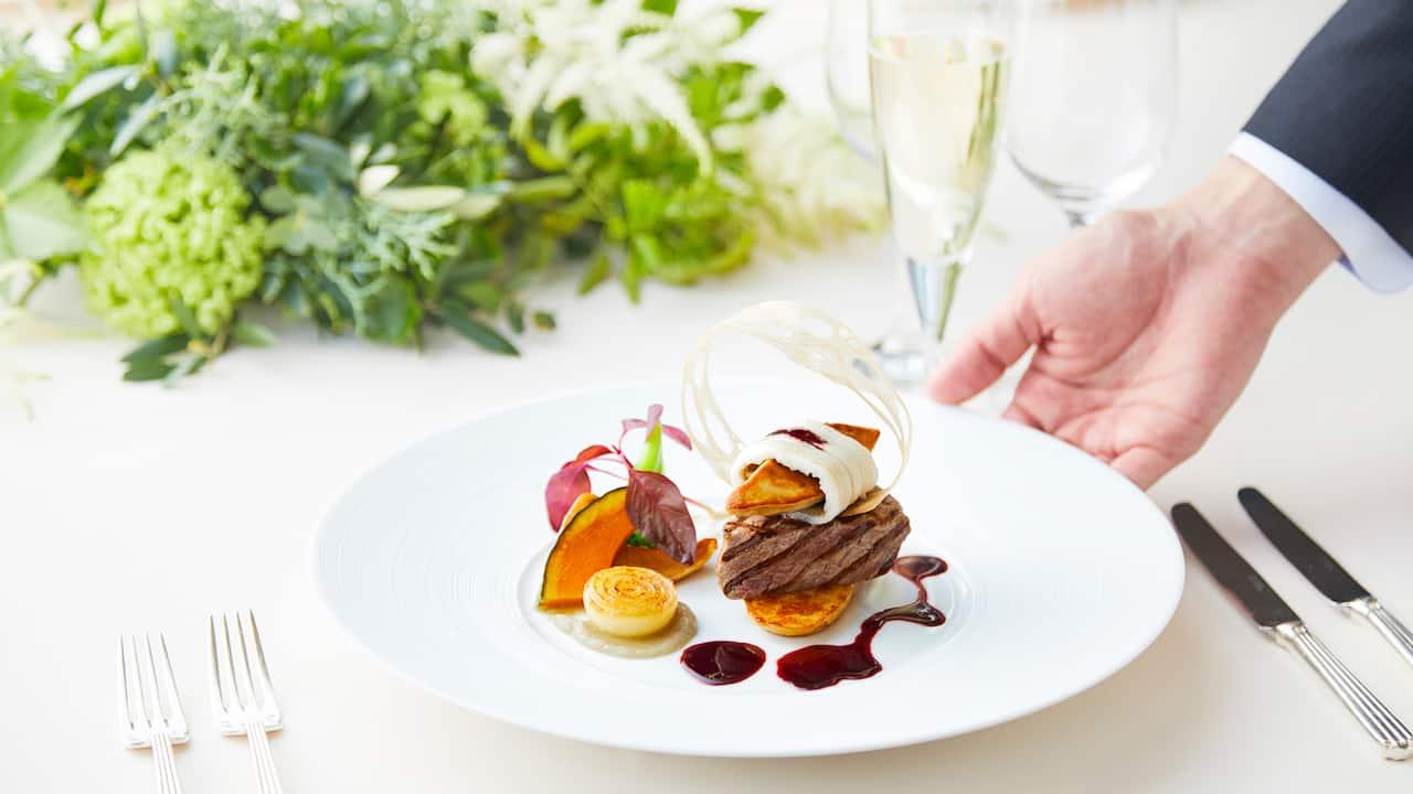Hyatt Regency Osaka – Wedding Cuisine