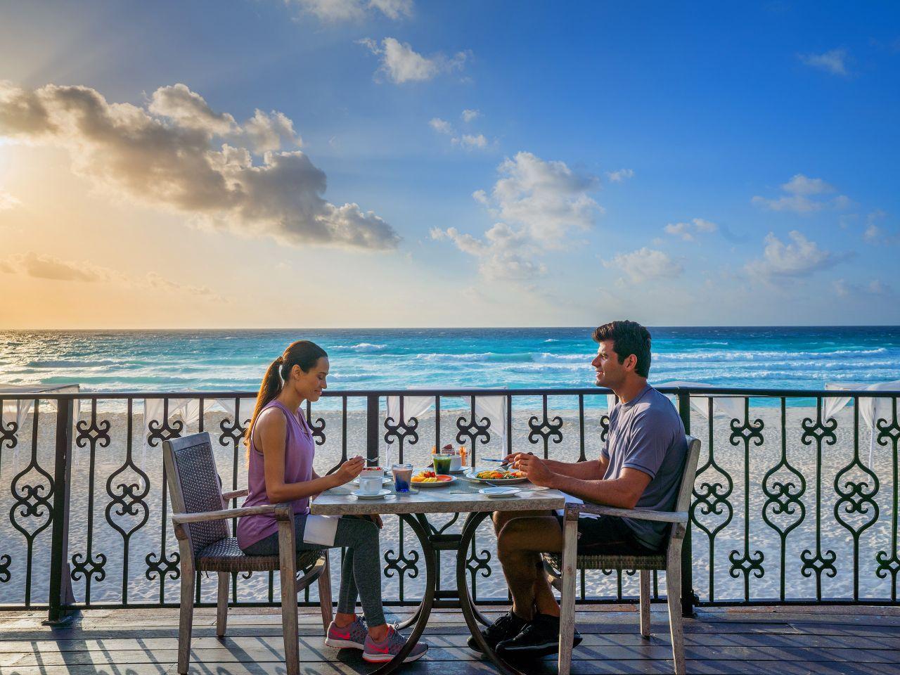 Coffee House Couple