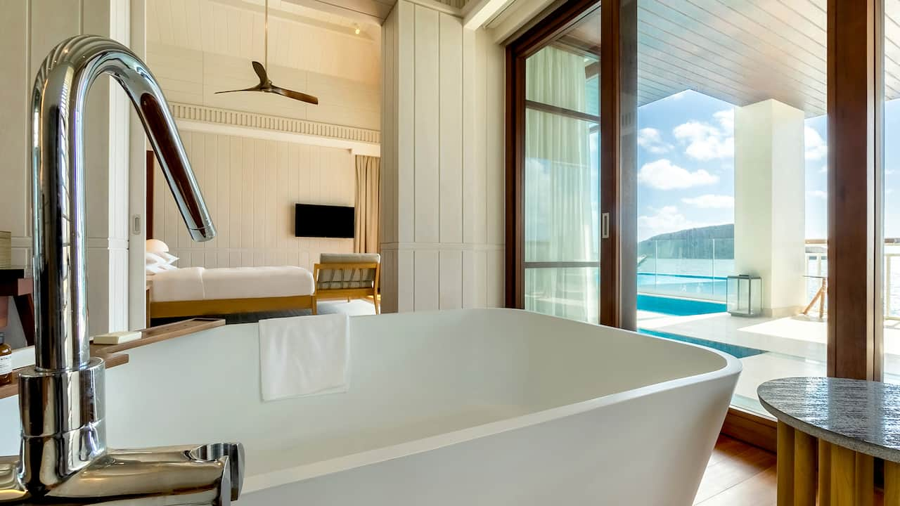 Presidential Villa Bath Tub