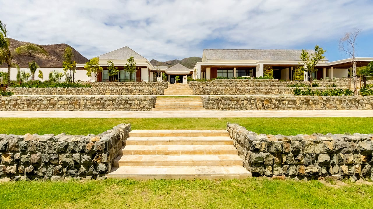 The Hall Terraces | Park Hyatt St. Kitts
