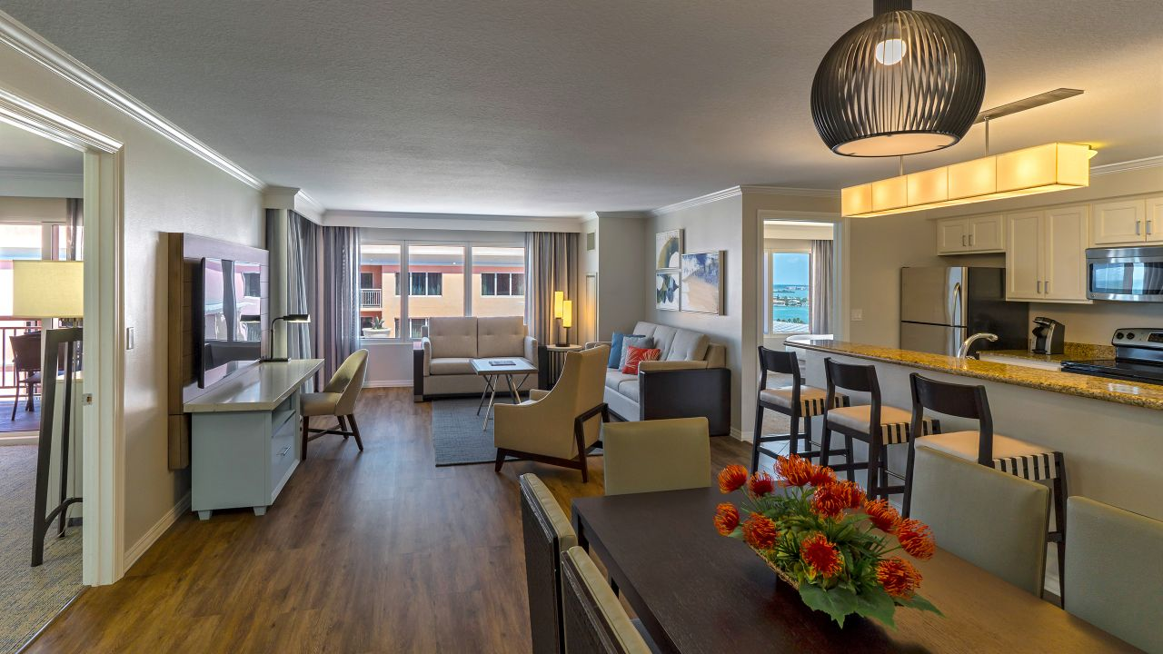 Hyatt Regency Clearwater Beach Two Bedroom Suite