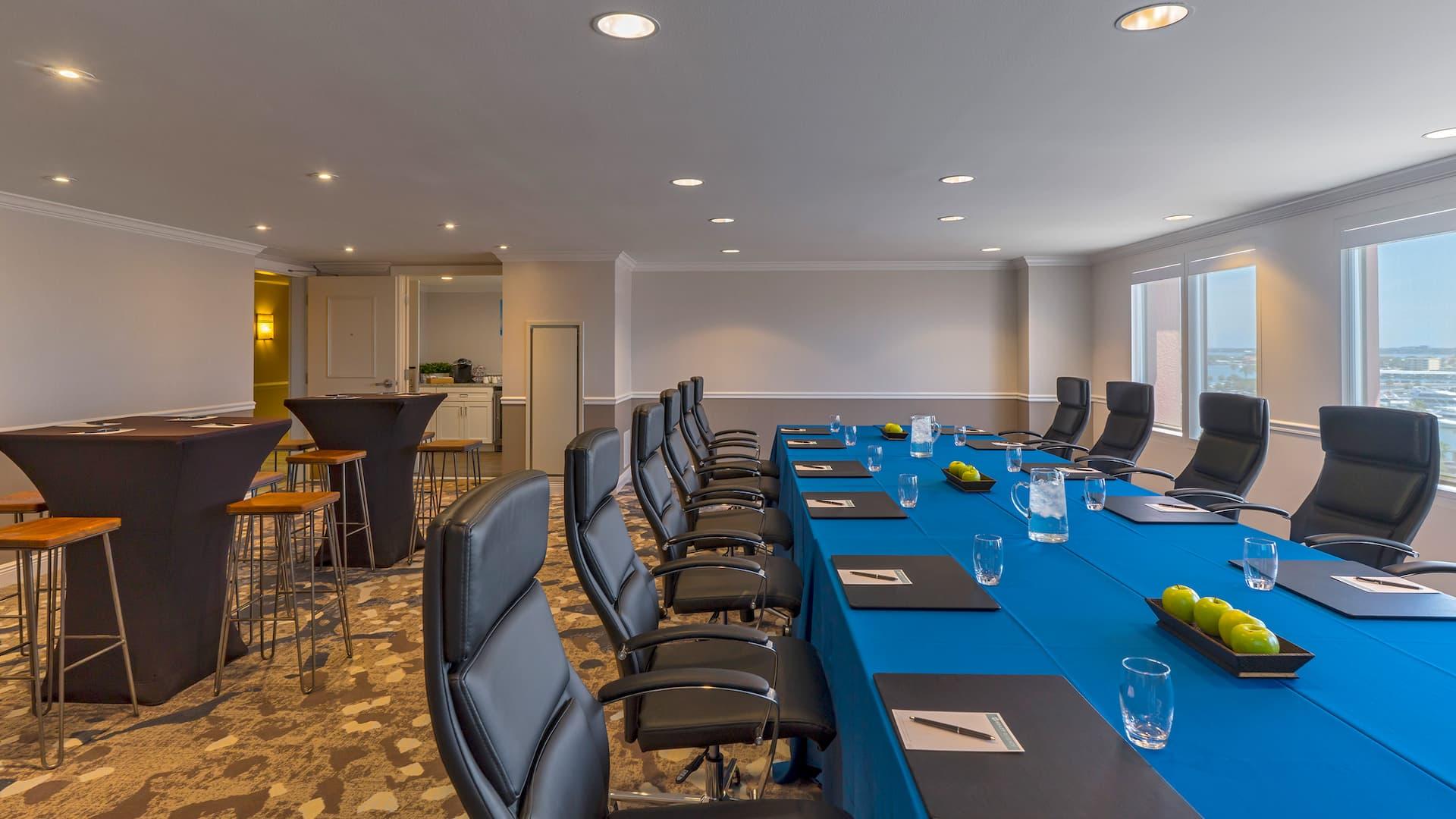 Hyatt Regency Clearwater Beach Resort Private Meeting Space