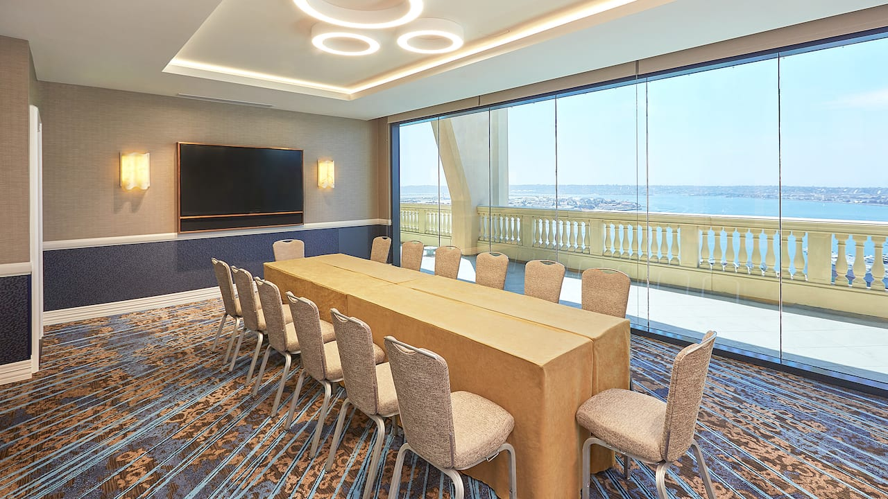 Eagle Peak meeting room