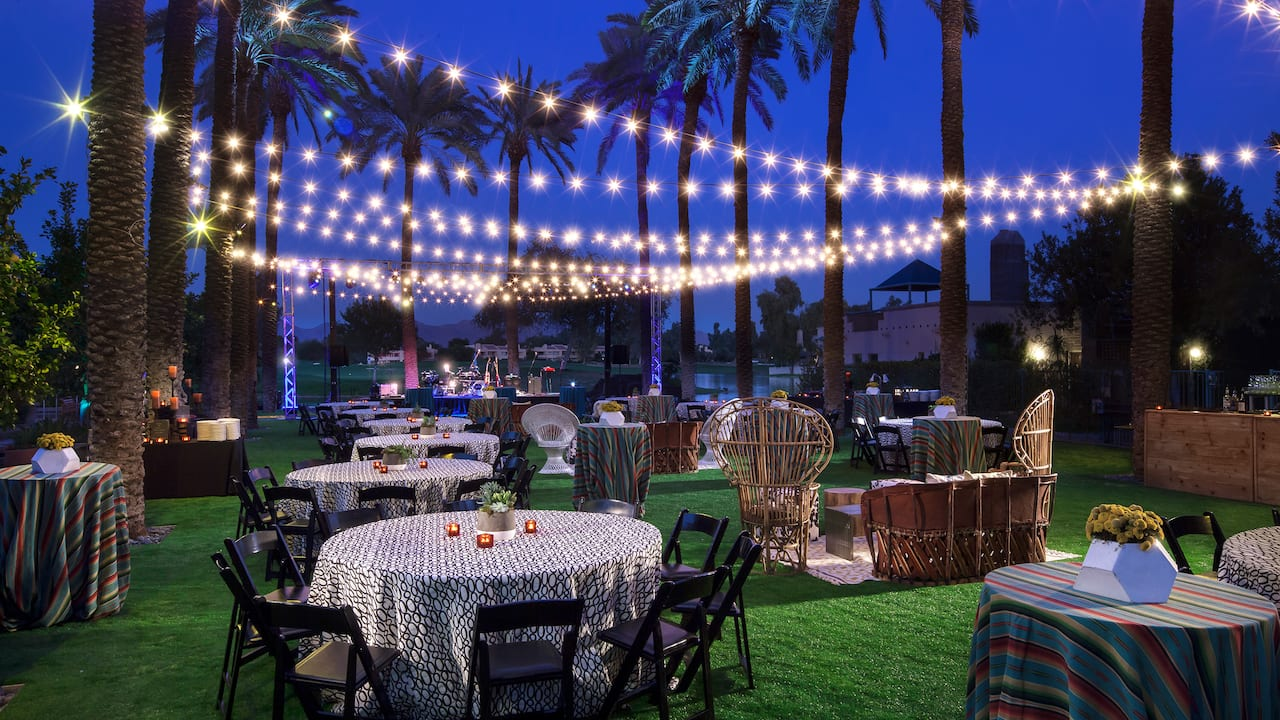 Palm Grove Event Space