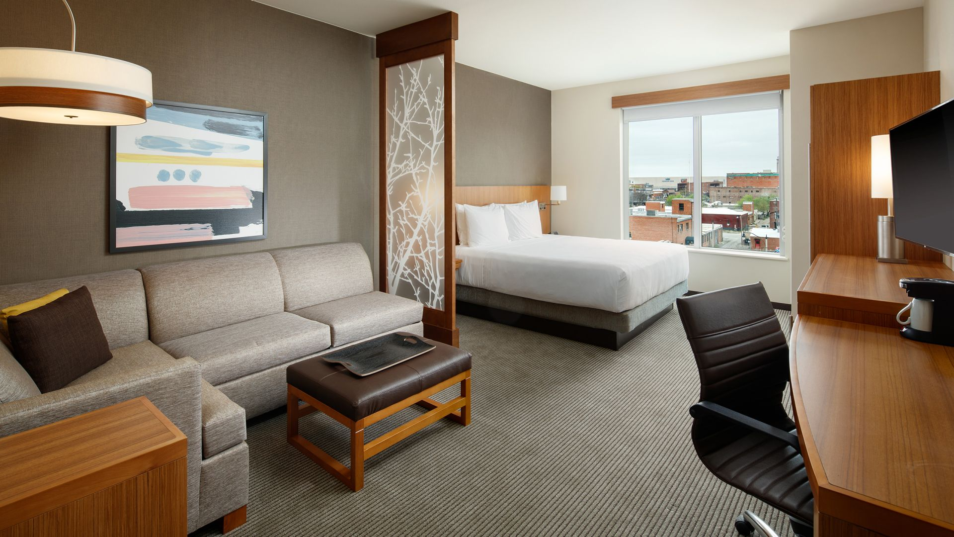Hyatt Place Oklahoma City / Bricktown – King Room View
