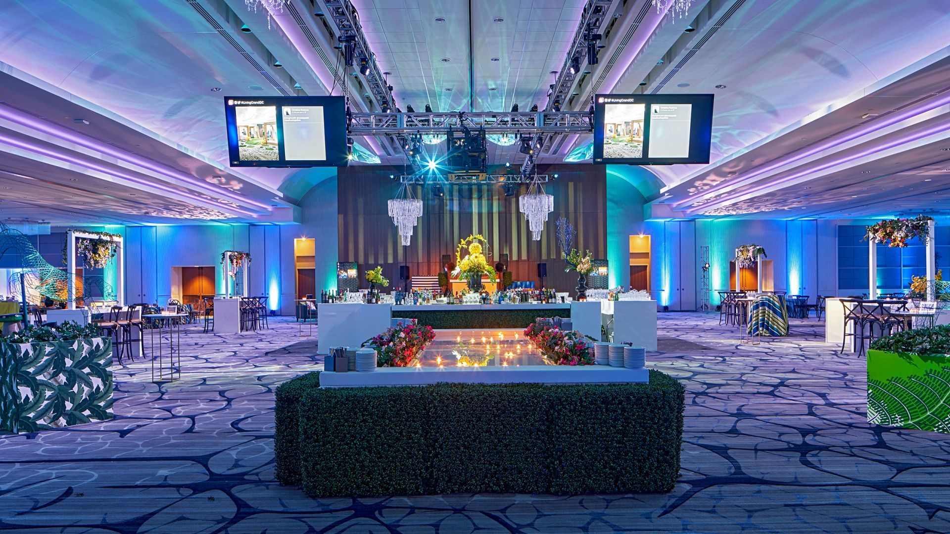 Galas in Washington D.C. Hotel – Grand Hyatt Washington