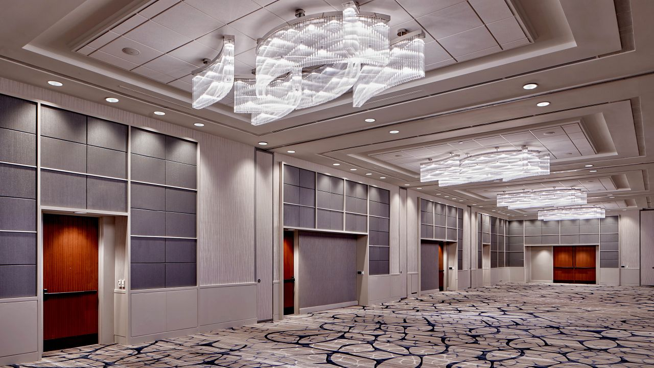 Independence Ballroom and Foyer