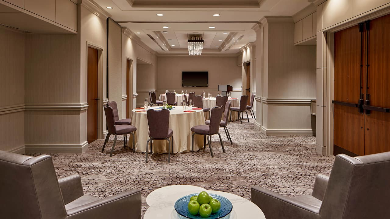 Meeting Rooms Washington D.C. – Grand Hyatt Washington