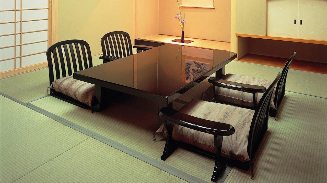 Japanese Suite Bathroom