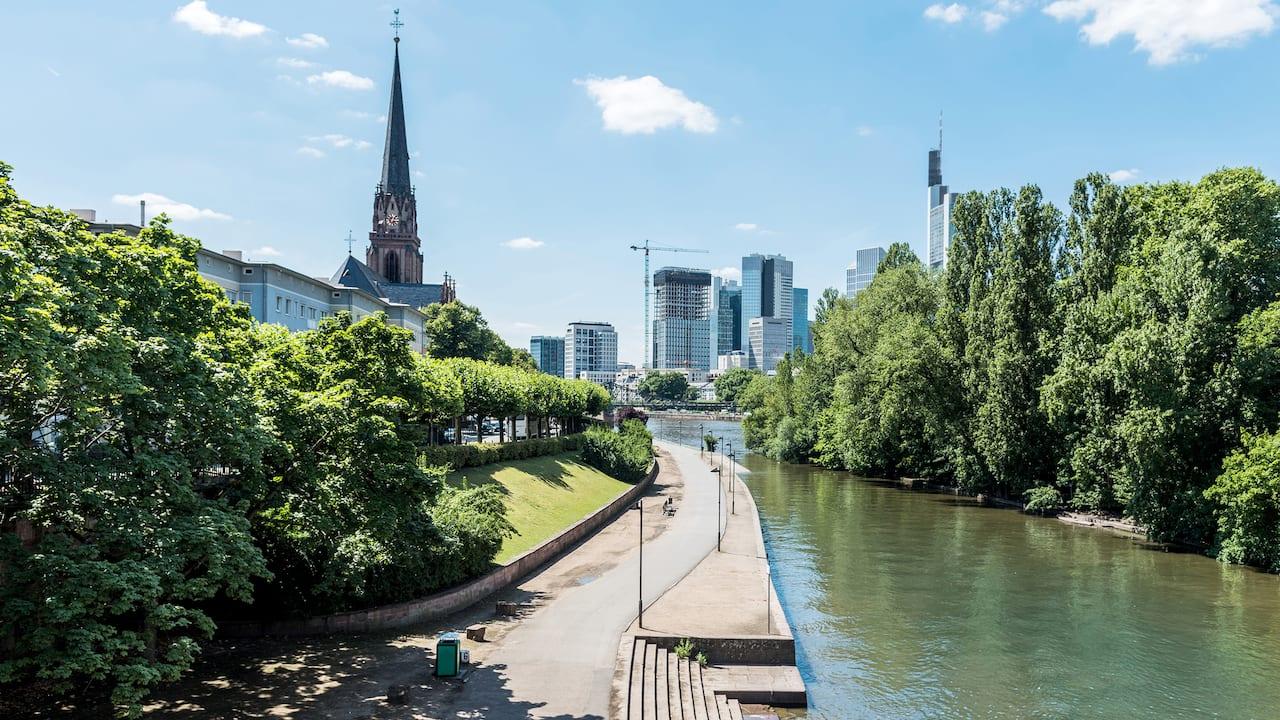 Frankfurt Sehenswürdigkeiten in der Nähe von Hyatt Place Frankfurt Airport
