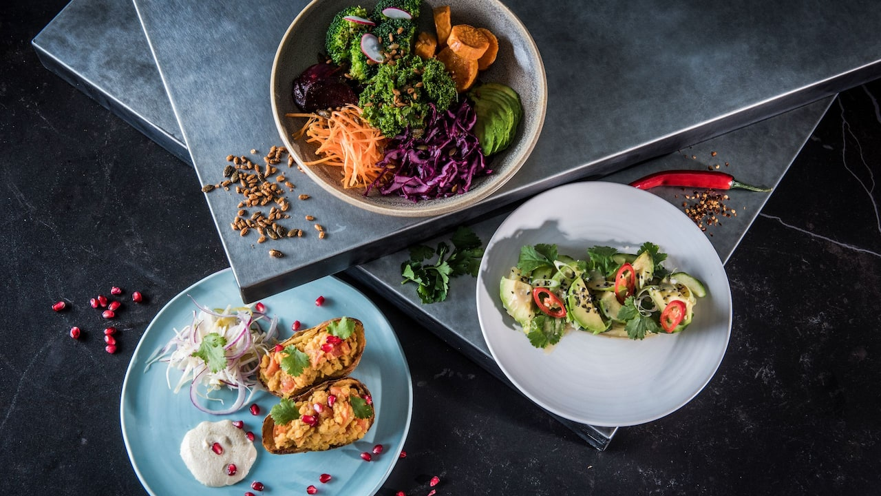 Rakes Vegan Dishes