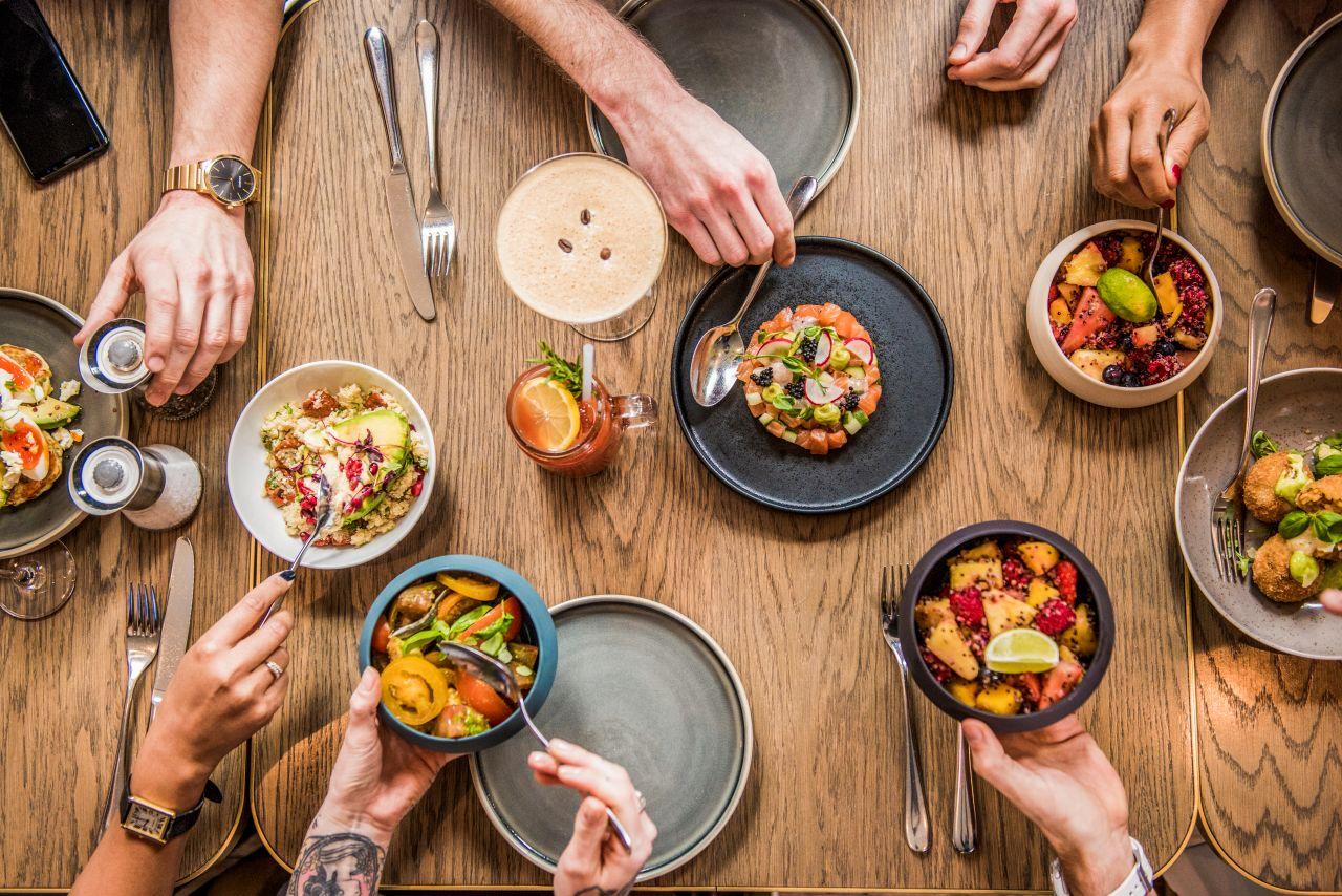 Where to eat near Shoreditch | Andaz London Liverpool Street