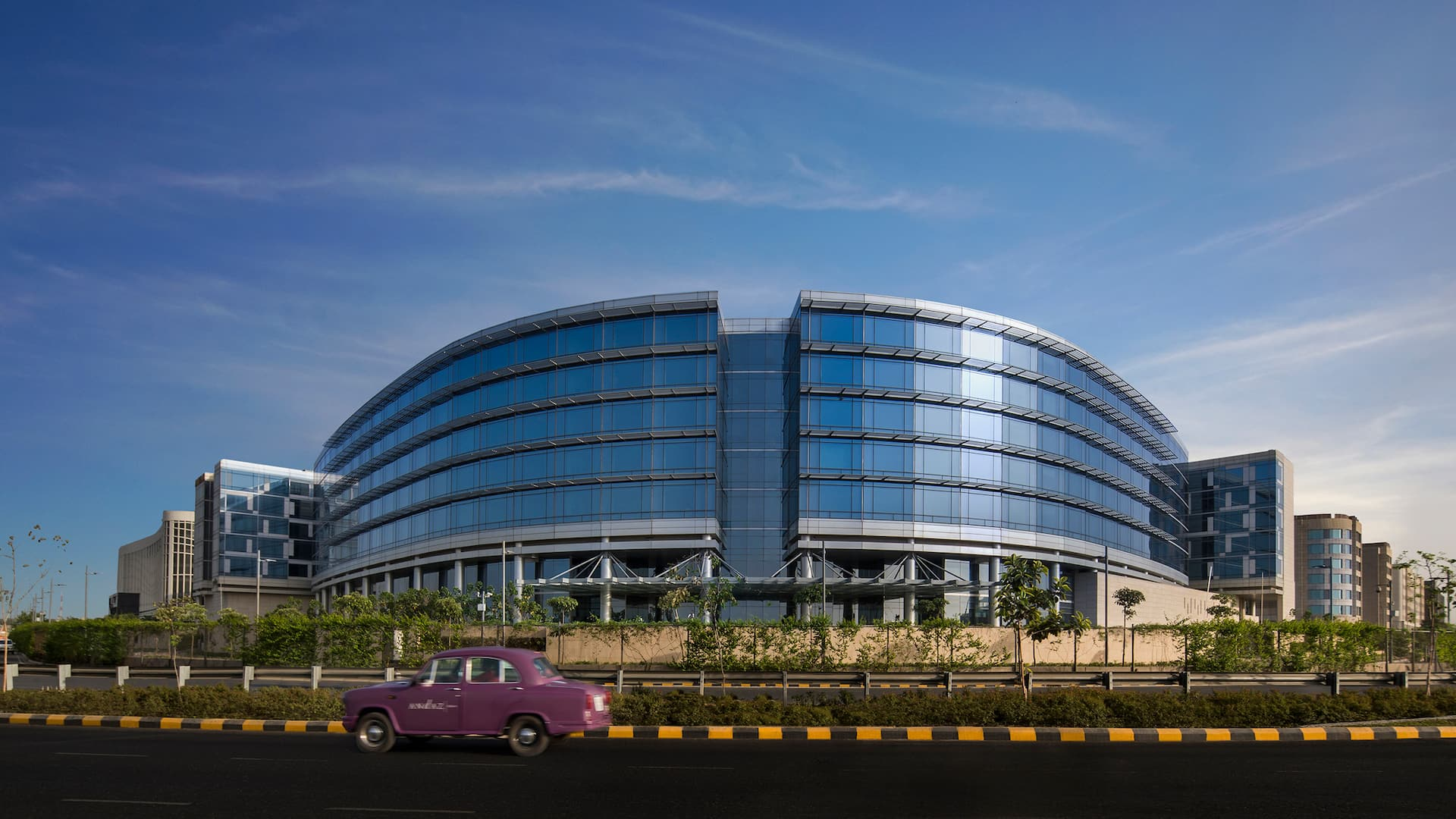 Andaz Delhi Exterior