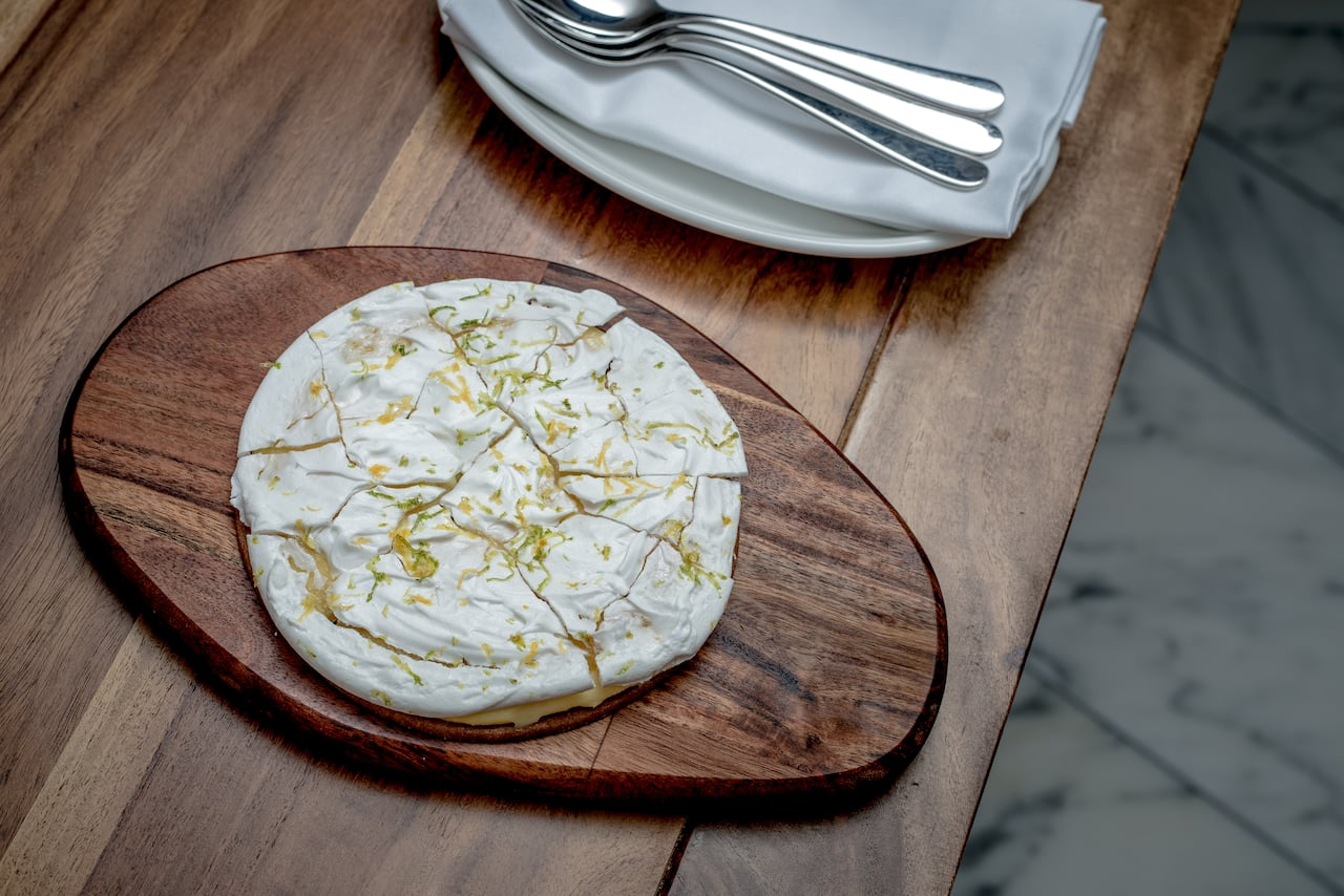 Tarte au citron Mayo