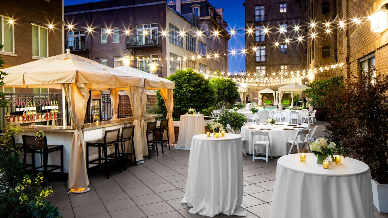 Andaz Savannah Terrace
