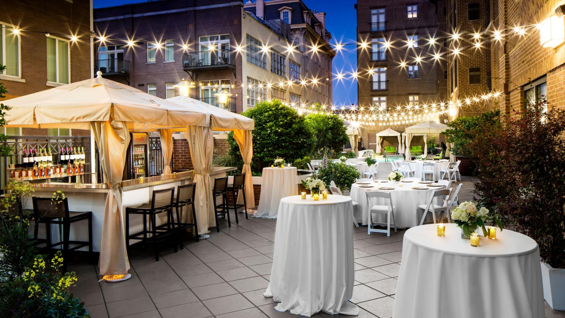 Andaz Savannah Weddings