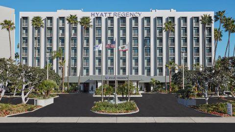 The Hyatt Regency John Wayne Airport Newport Beach