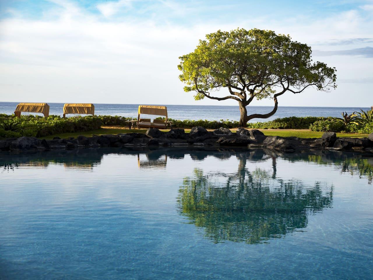 Lagoon to ocean